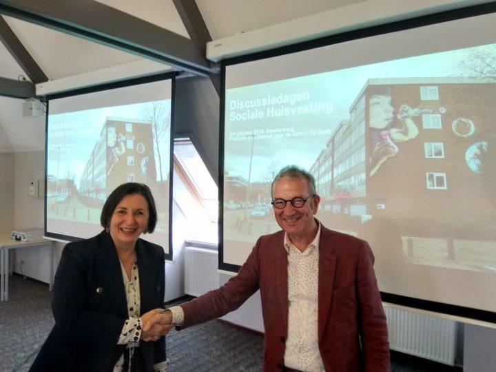 Guity Mohebbi statushouders TU Delft