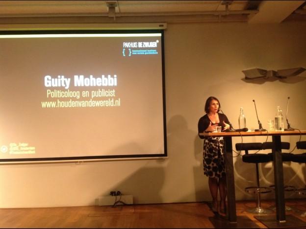 Guity Mohebbi vluchtelingen asielzoekers statushouders inburgering participatievraagstukken