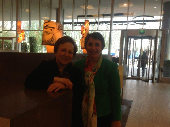 Guity Mohebbi Shirin Ebadi Sociaal Domein Ketensamenwerking Iran