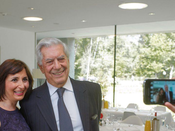 Guity Mohebbi Mario Vargas Llosa VVD CDA D66 GroenLinks SP