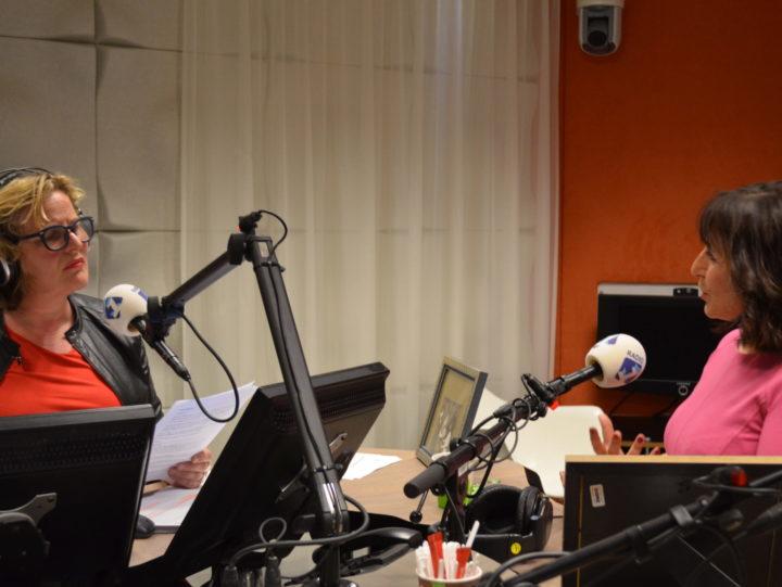 Guity Mohebbi Radio Elles de Bruin Margreet Reijntjes Huiselijk geweld Loverboys