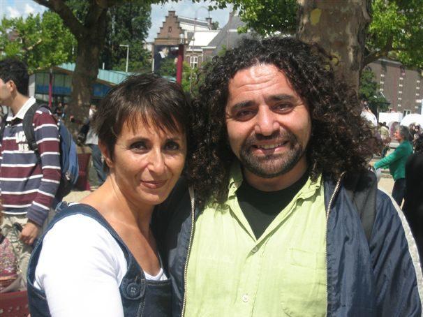 Guity Mohebbi Shervin Nekuee Iran Correspondent vrouwenrechten vrouwen in Iran
